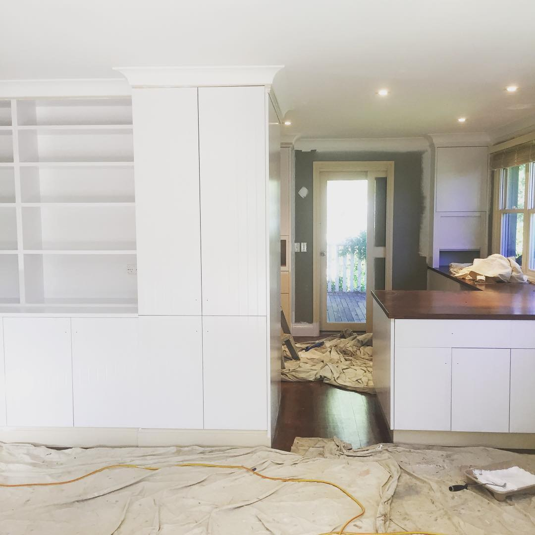 Whole house +kitchen repaint Burrawang NSW